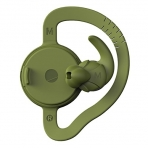BONX Grip Kablosuz Kancalı Bluetooth Kulaklık-Green