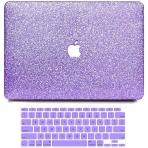 BELK MacBook Air Crystal Hard Kılıf (13 inç) (M1)-Purple