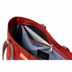Bellroy Classic Laptop Omuz Çantası (15 inç)-Red Ochre