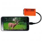 BoneView Android Telefonlar İçin Mikro USB SD/Micro SD Okuyucu