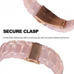 CAGOS Samsung Gear S3 Kayış-Pink