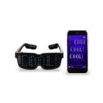 CHEMION Bluetooth LED Gözlük