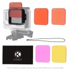 CamKix Dalış İçin Lens Filtre