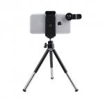 Camkix 3 ü 1 Arada Kamera Lensi, Uzaktan Kumanda, Tripod