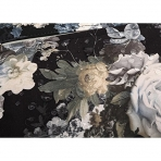 Canvaslife Kanvas Laptop Çantası (13.3 inç)- Black peony