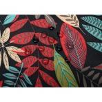 Canvaslife Su Geçirmez Laptop Omuz Çantası (13.3inç)-Black Leaf