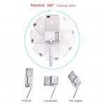 Cellways Bluetooth Selfie Çubuğu/Tripod Stand-White