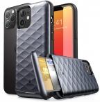 Clayco iPhone 12 Pro Max Argos Serisi Cüzdan Kılıf