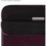 Comfyable MacBook Pro/Air Deri Laptop Çantası (13.3 inç)-Berry Brown