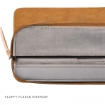 Comfyable MacBook Pro/Air Deri Laptop Çantası (13.3 inç)-Bourbon Brown
