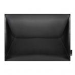 Comfyable MacBook Pro/Air Deri Zarf Laptop Çantası (13.3 inç)-Black