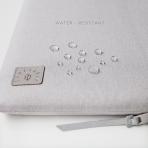 Comfyable MacBook Pro Laptop Sleeve Çanta (15 inç)-Dove Gray