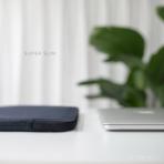 Comfyable MacBook Pro Laptop Sleeve Çanta (15 inç)-Navy Blue