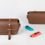Comfyable Nintendo Switch Deri Taşıma Çantası