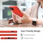 ESR Apple iPhone 11 Pro Max Yippee Serisi Kılıf-Red