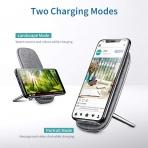 ESR Lounge Kablosuz Şarj Standı-Silver