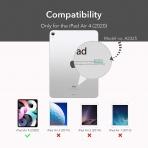 ESR iPad Air 4 Urban Standlı Kılıf (10.9 inç)- Charcoal