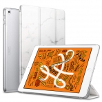 ESR iPad Mini 5 Mermer Desenli Standlı Kılıf (7.9 inç)