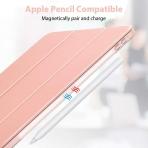 ESR iPad Pro Rebound İnce Kılıf (11 inç)(2. Nesil)-Rose Gold