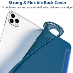 ESR iPad Pro Rebound İnce Kılıf (11 inç)(2. Nesil)-Blue