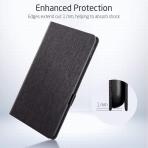ESR iPad Urban Standlı Kılıf (10.2 inç)(7.Nesil)-Charcoal