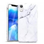 ESR iPhone XR Marble İnce Kılıf