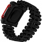 Element Case Apple Watch Black Ops Kayış (44mm)(MIL-STD-810H)