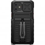 Element Case iPhone 12 Black OPS Elite Serisi Kılıf (MIL-STD-810)