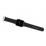 Elobeth Apple Watch Metal Tokalı Kayış (38/40mm)-Black