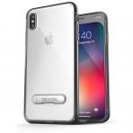 Encased iPhone XS Max Şeffaf Standlı Kılıf