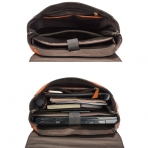 Estarer Laptop Sırt Çantası (15.6 inç)-Brown