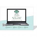 EyeJust MacBook Anti Mavi Işık Ekran Koruyucu (13 inç)