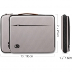 FINPAC Omuz Tablet Çantası (12.9 inç)-Gray