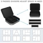 FINPAC Elektronik Aksesuar ve Tablet Çantası (11 inç)-Grey