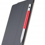 FRTMA Apple Pencil Manyetik Silikon Kılıf-Red