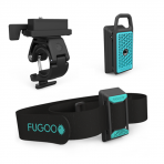 FUGOO Bisiklet İçin Telefon Tutucu Seti