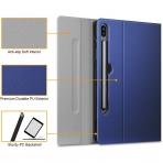 Fintie Samsung Galaxy Tab S6 Klavyeli Kılıf (10.5 inç)-Navy