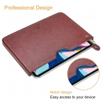 Fintie iPad Pro Sleeve Kılıf (11 inç)-Brown