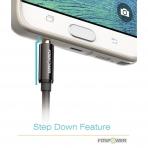 FosPower 3 Metre AUX Step Down Design Stereo Ses Kablosu
