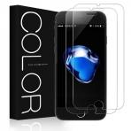 G-Color iPhone 7 Temperli Cam Ekran Koruyucu (2 Adet)