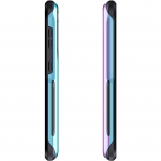Ghostek Galaxy S21 Ultra Atomic Slim Serisi Kılıf (MIL-STD-810G)-Prismatic