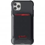 Ghostek iPhone 11 Pro Max Exec Manyetik Cüzdan Kılıf (MIL-STD-810G)