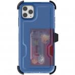 Ghostek iPhone 11 Pro Max Iron Armor 3 Serisi Kılıf (MIL-STD-810G)