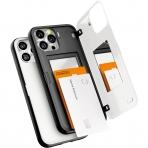 Goospery Magnetic Door Bumper iPhone 13 Pro Max Kılıf