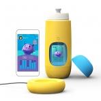 Gululu Çocuklar İçin İnteraktif Su Şişesi / Sağlık İzleyici