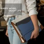 Infiland iPad Pro Business Standlı Kılıf (12.9 inç)(4.Nesil)-Navy