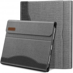 Infiland iPad Pro Business Standlı Kılıf (12.9 inç)(4.Nesil)-Grey