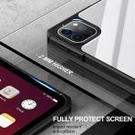 Infiland iPad Pro İnce Kılıf (12.9 inç)(4.Nesil)-Black
