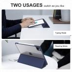 Infiland iPad Pro İnce Kılıf (12.9 inç)(4.Nesil)-Navy