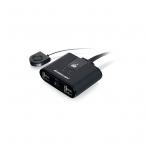 IOGEAR 2 Bilgisayar Destekli USB 2.0 Paylaşım Cihazı